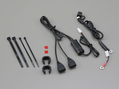 バイク専用電源 USB 2ポート