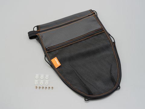メットインポケット Lサイズ 幅270×高さ400mm カーボン