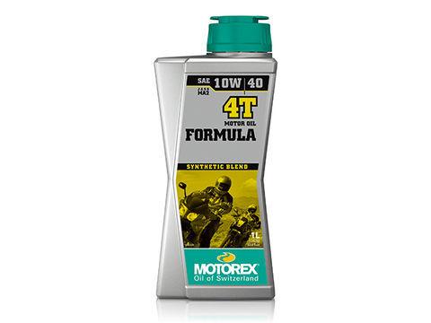 MOTOREX FORMULA 4T 【10W40】1L