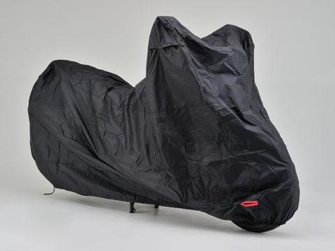 バイクカバーSIMPLE ブラック