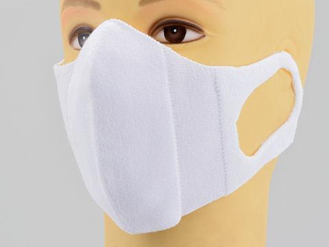 HBV-028 シームレスマスク ホワイト