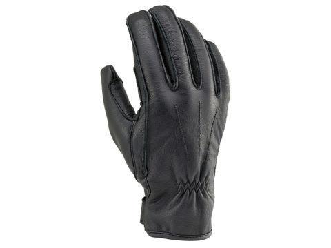 HBG-020 ゴートスキン外縫いグローブ ブラック
