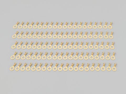 丸型端子 LA106 φ6