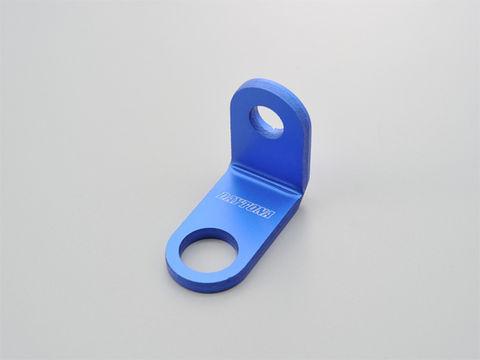 マスターシリンダータンクステー 【NISSIN横型クラッチ用】 ブルー