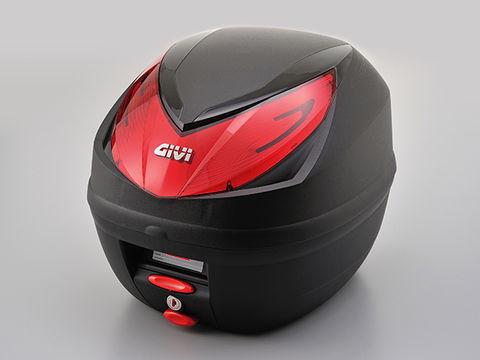 GIVI E250N WILDCAT(赤レンズタイプ)