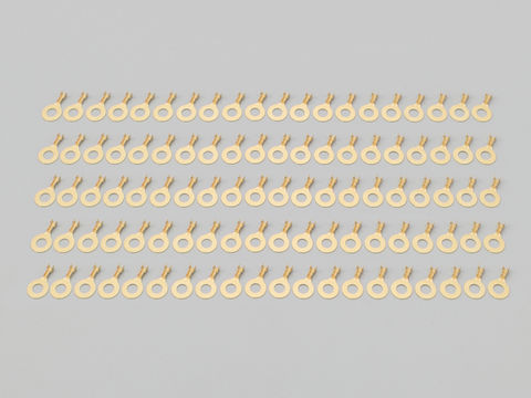 丸型端子 LA106 φ8