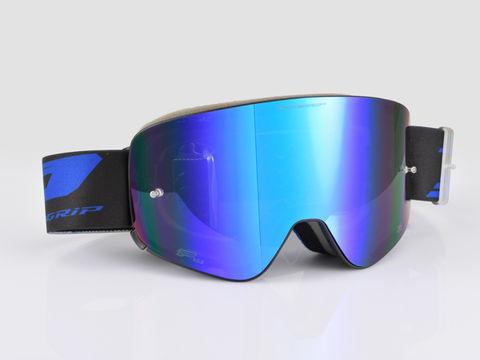 PROGRIP® 3205 マグネットゴーグル 181 ブラック/ブルー
