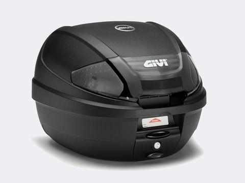 GIVI 【E300NT2】TECH 未塗装ブラック