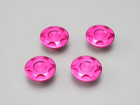 ドレスアップボルトキャップ【M8】ピンク