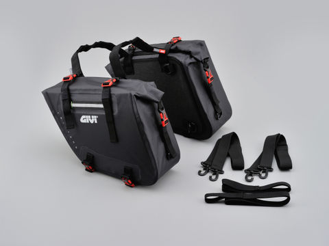 GIVIGRT708防水サイドバッグ15L(左右セット)