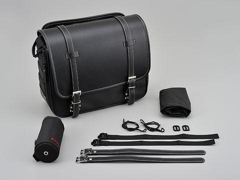 サドルバッグ 18ℓ/プレーン【DHS-4】