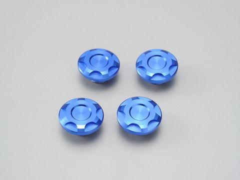 ドレスアップボルトキャップ【M10】ブルー