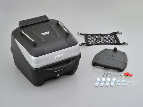 GIVI 【B32N-ADV】 B32N <32L> 未塗装ブラック