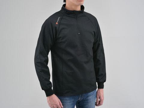 HBV-001 防風インナーシャツ ブラック