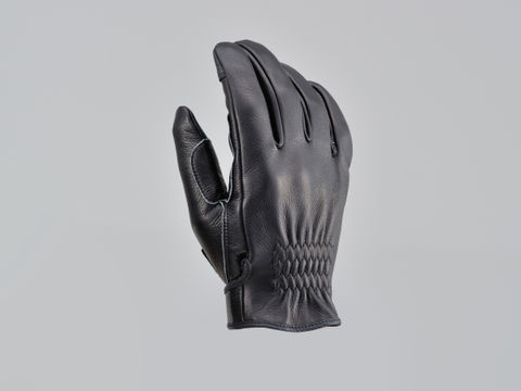HBG-037内縫いガンカットショート ブラック