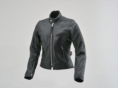 DL-001 シングルライダースジャケット ブラック