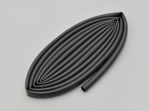 ハーネスチューブ (ブラック) φ8