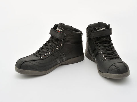 HBS-001 SAFE シューズ  ブラック