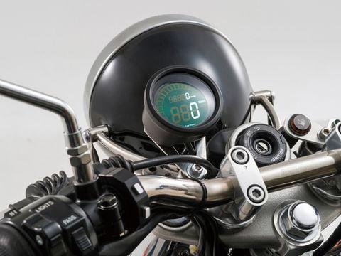 デジタルVELONA 電気式スピード&タコメータ