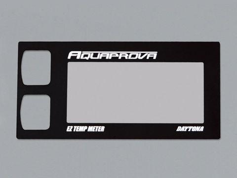 AQUAPROVA(アクアプローバ)EZ TEMP METER用 デザインパネル