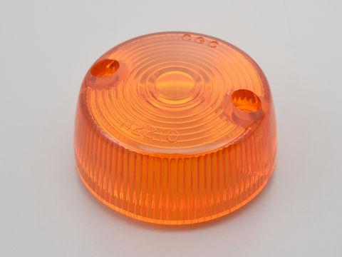 リミテッドウィンカー用リペアレンズ 1個 オレンジ