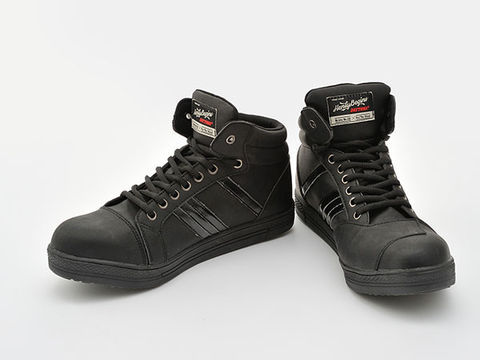 HBS-002 SAFE シューズ  ブラック