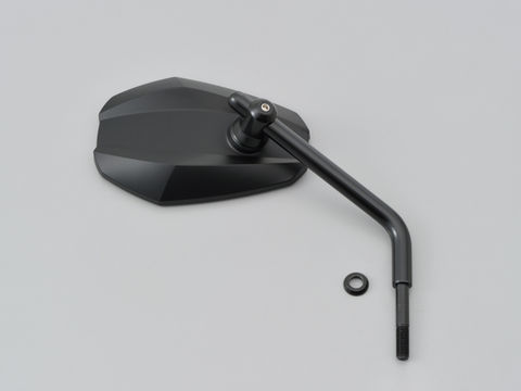 ハイビジミラー EDGE for H-D ブラック