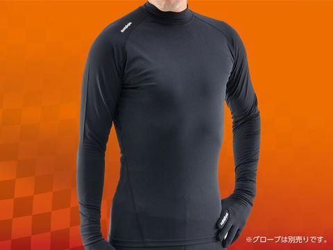 HBV-010 リフレックスヒート インナーシャツ ブラック