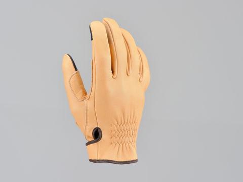 HBG-037内縫いガンカットショート ナチュラル