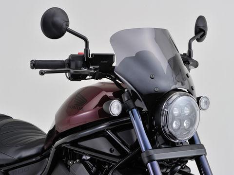 Blast Barrier®車種別キット Relel1100/DCT('21) スモーク