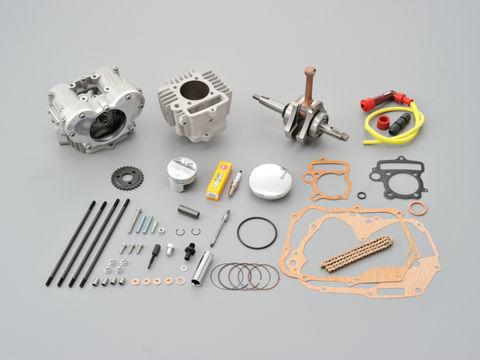 フィンガーフォロアー DOHC ボア&ストロークアップキット(124.8cc)