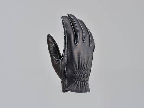 HBG-038外縫いショート ブラック