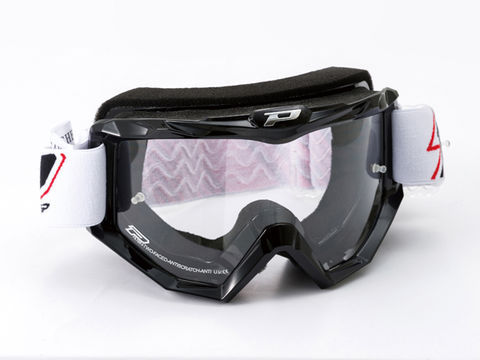 PRO-GRIP 3201 レースラインゴーグル ブラック