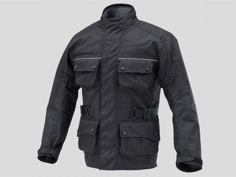 HBJ-002 アドベンチャージャケット ブラック