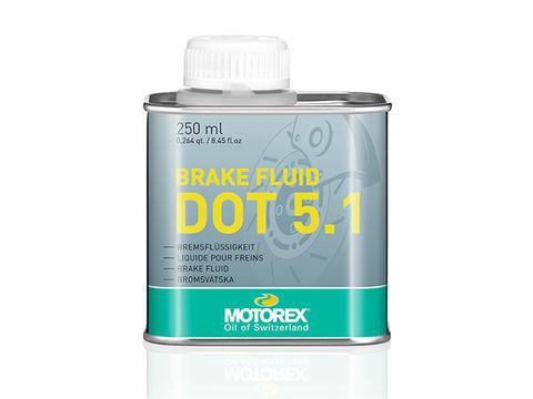 MOTOREX ブレーキフルード DOT5.1【250ml】