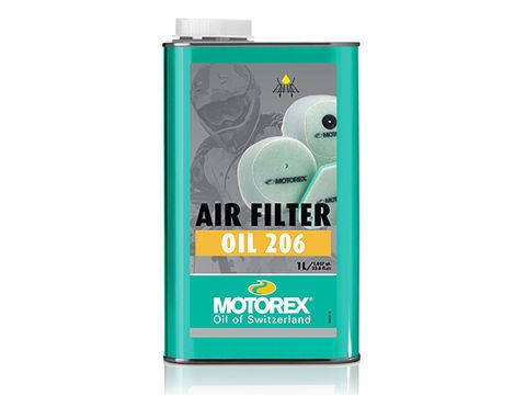 MOTOREX エアフィルターオイル缶