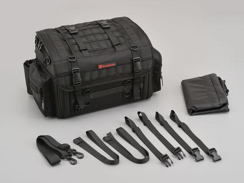 CAMP SEAT BAG PRO <DH-744> 42~56L Lサイズ