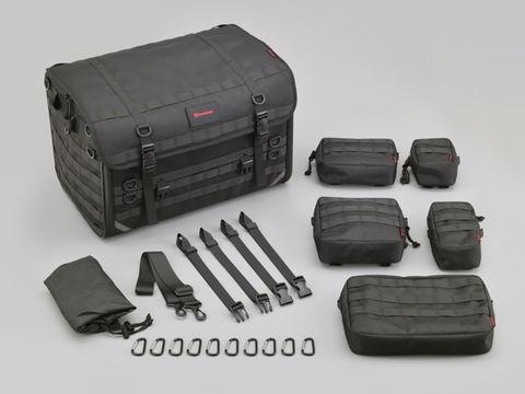 DH-750C キャンプシートバッグ システム コンプリートセット(ポーチ付き)