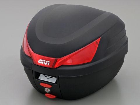 GIVI 【B27N】B27N <27L>未塗装ブラック
