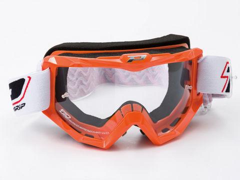 PRO-GRIP 3201 レースラインゴーグル オレンジ
