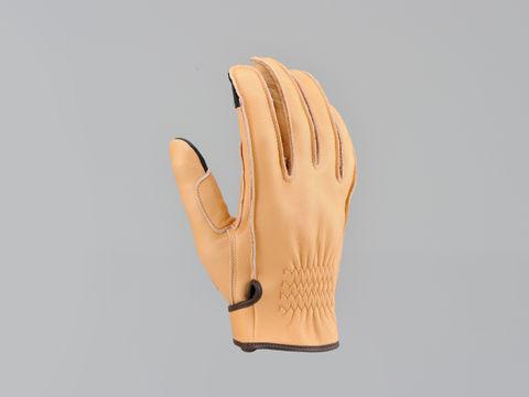 HBG-038外縫いショート ナチュラル