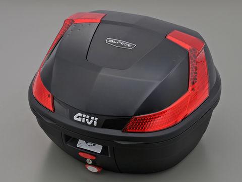 GIVI B37N902 モノロックケース <37L> ブラック塗装