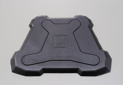 SAS-TEC 胸部プロテクター CP-1 (一体型)