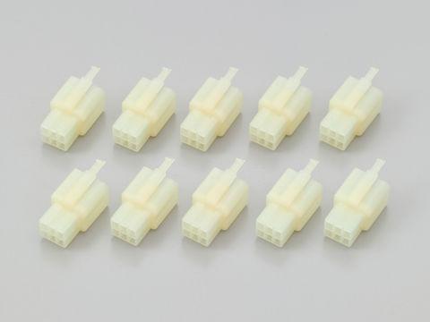 コネクター110型 <メス> 6極