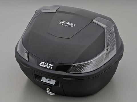 GIVI B37NT モノロックケース <37L> TECH未塗装ブラック