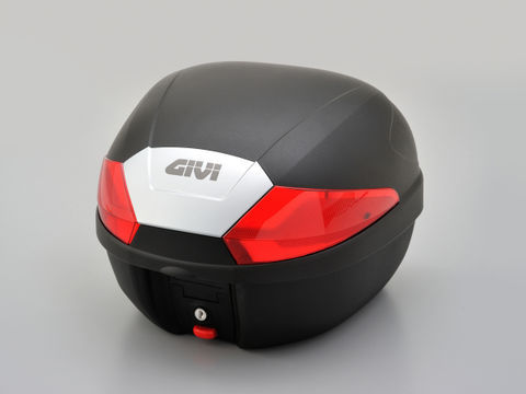 GIVI B29N モノロックケース 1ボタン レッドレンズ