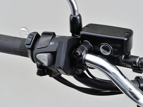 バイク専用電源 スレンダーUSB2ポート(USB2口 計5V4.8A)