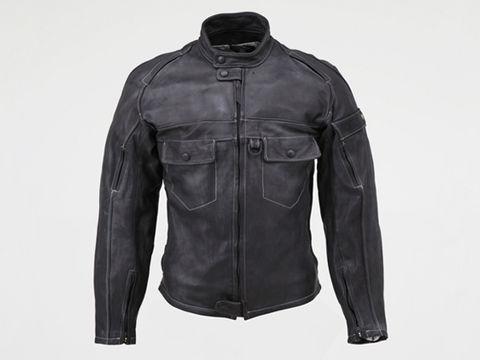 HBR002 ショートストリートジャケット  ブラック