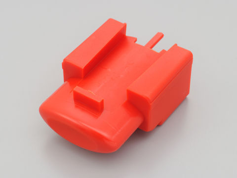 GIVI【Z206】 プッシュボタン (赤)