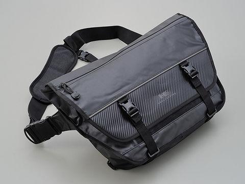 HBメッセンジャーバッグ ターポリン Lサイズ